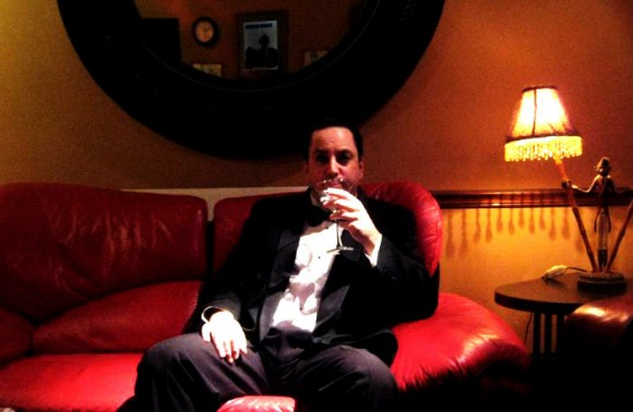 richard cheese is here, relax