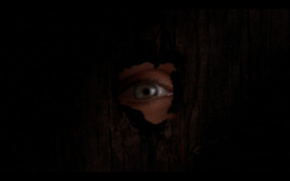 l'œil trou d'elle